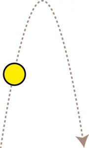 ball-mid-flight